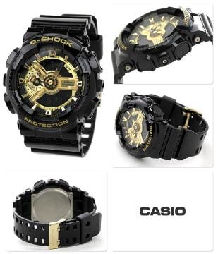Casio G-Shock - GA-110GB-1AER - Casio - G-Shock 1d5a753d463