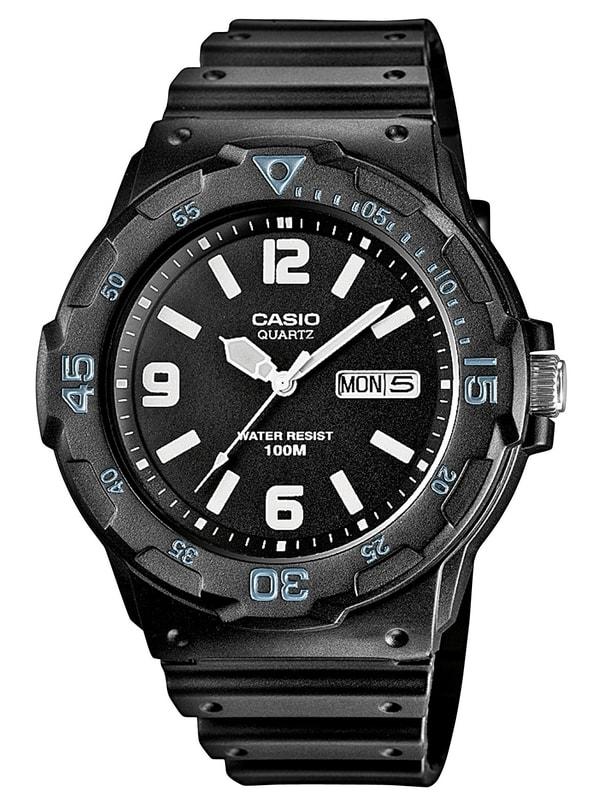 Casio Collection - MRW-200H-1B2VEF - Casio - Lacné hodinky dd7e0f9eb43