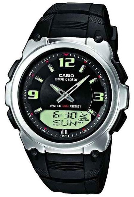 Casio Radio - WVA-109HE-1BVER - Casio - Rádiovo riadené d057aeac9a5