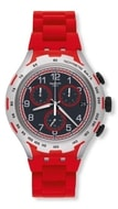 Swatch Red Attack