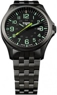 Traser H3 Officer Pro GunMetal Black/Lime